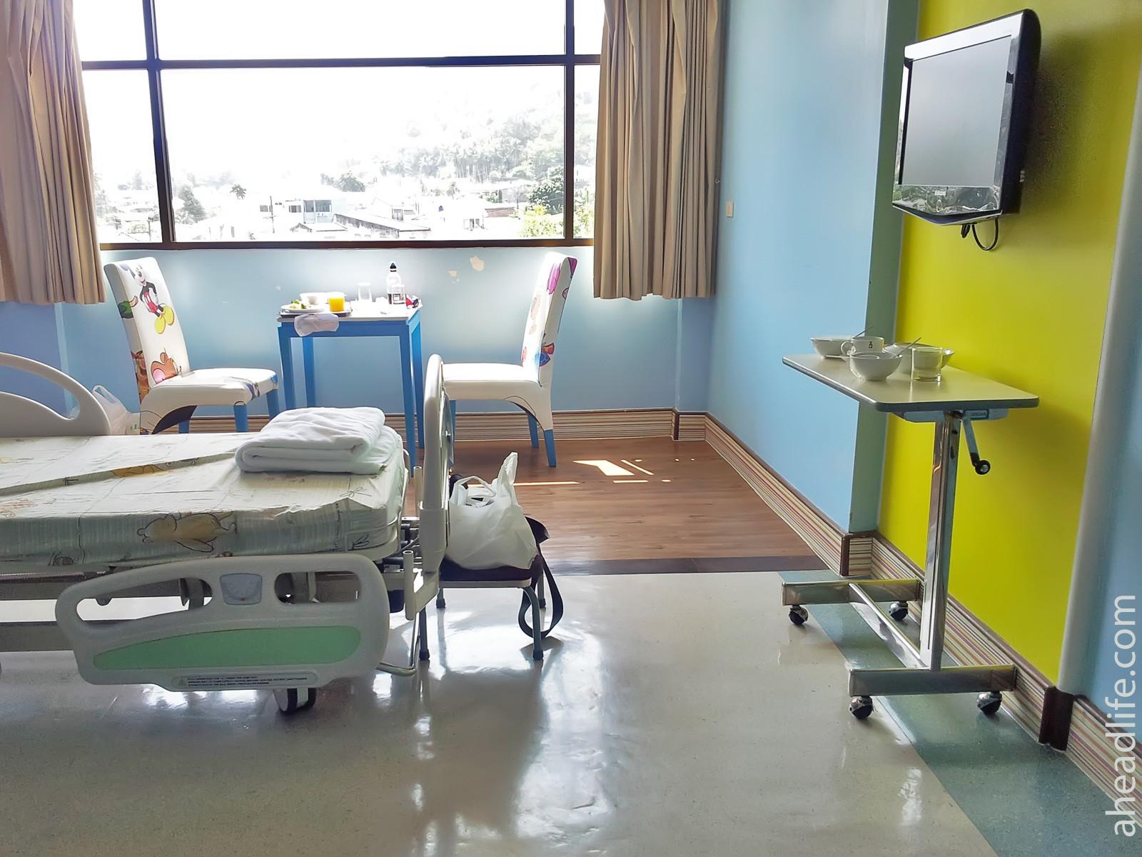 Детское отделение в Бангкок Пхукет Госпиталь