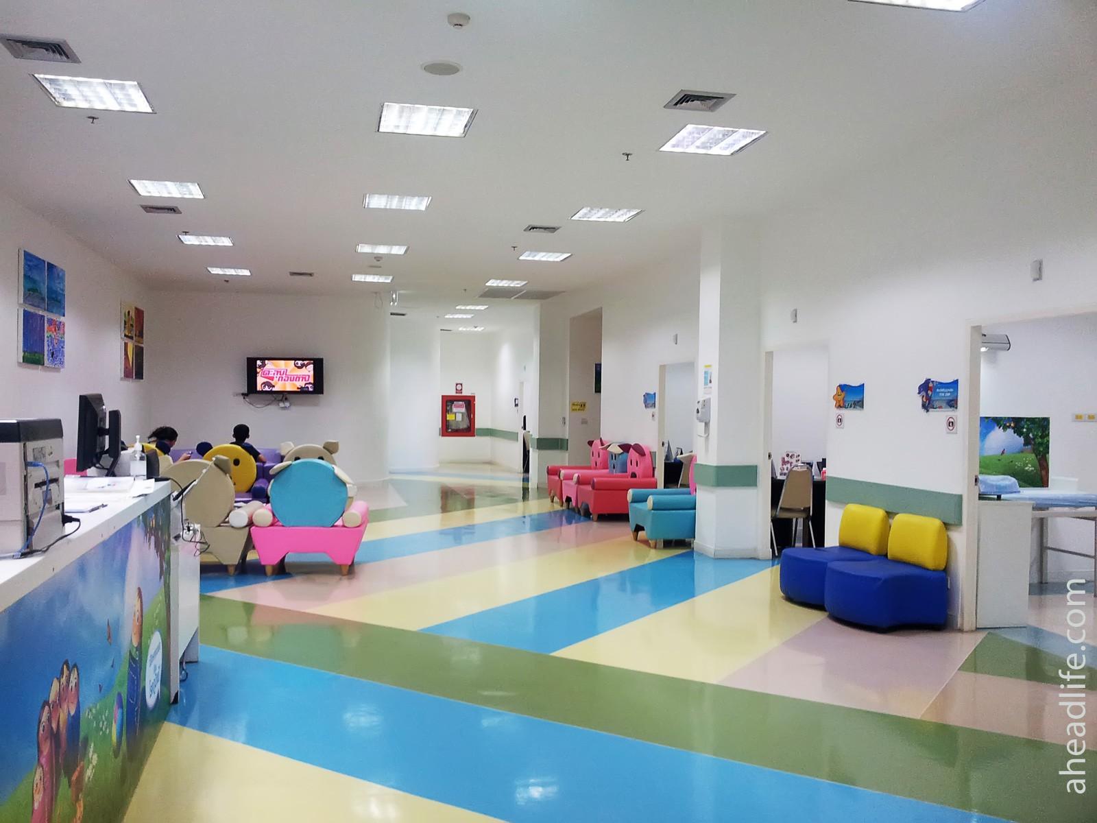 Детская клиника при госпитале