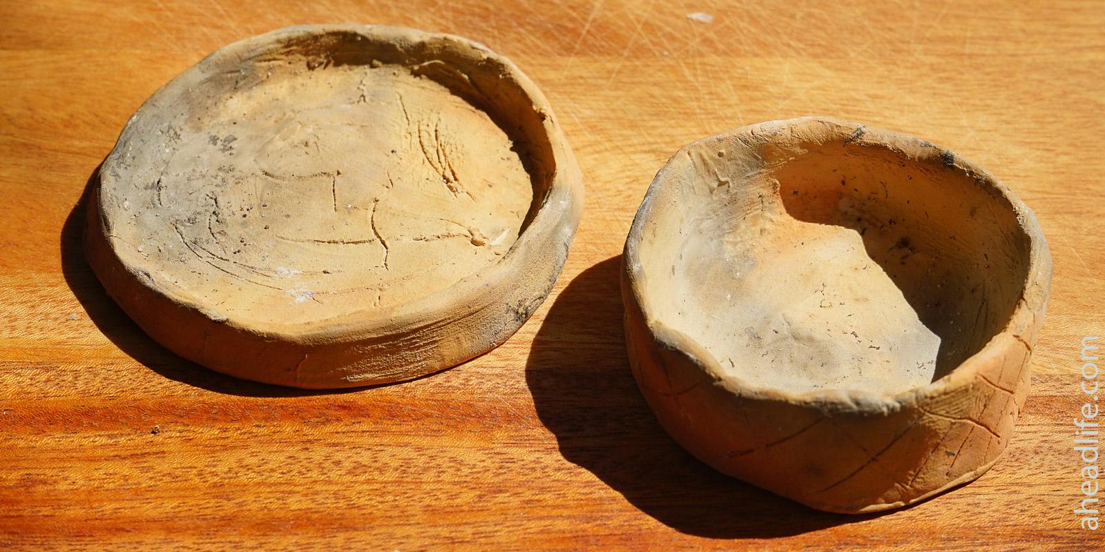 Наша керамическая посуда