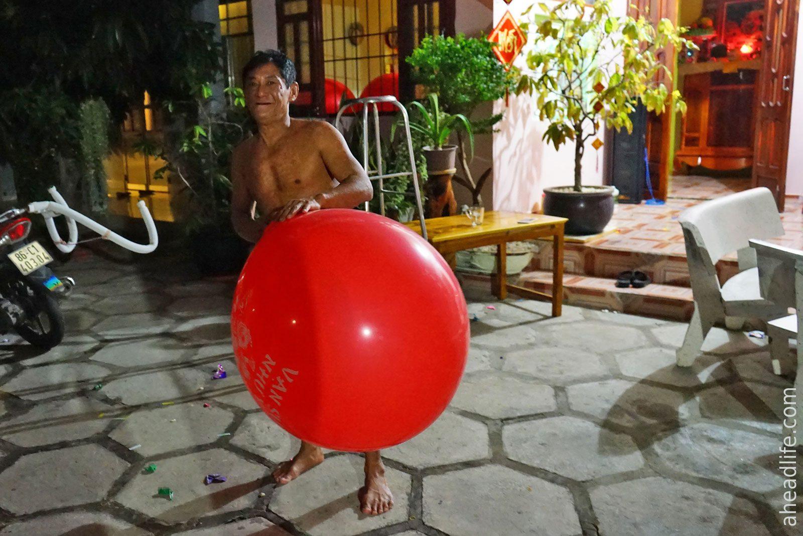 Тет Вьетнамский Новый год
