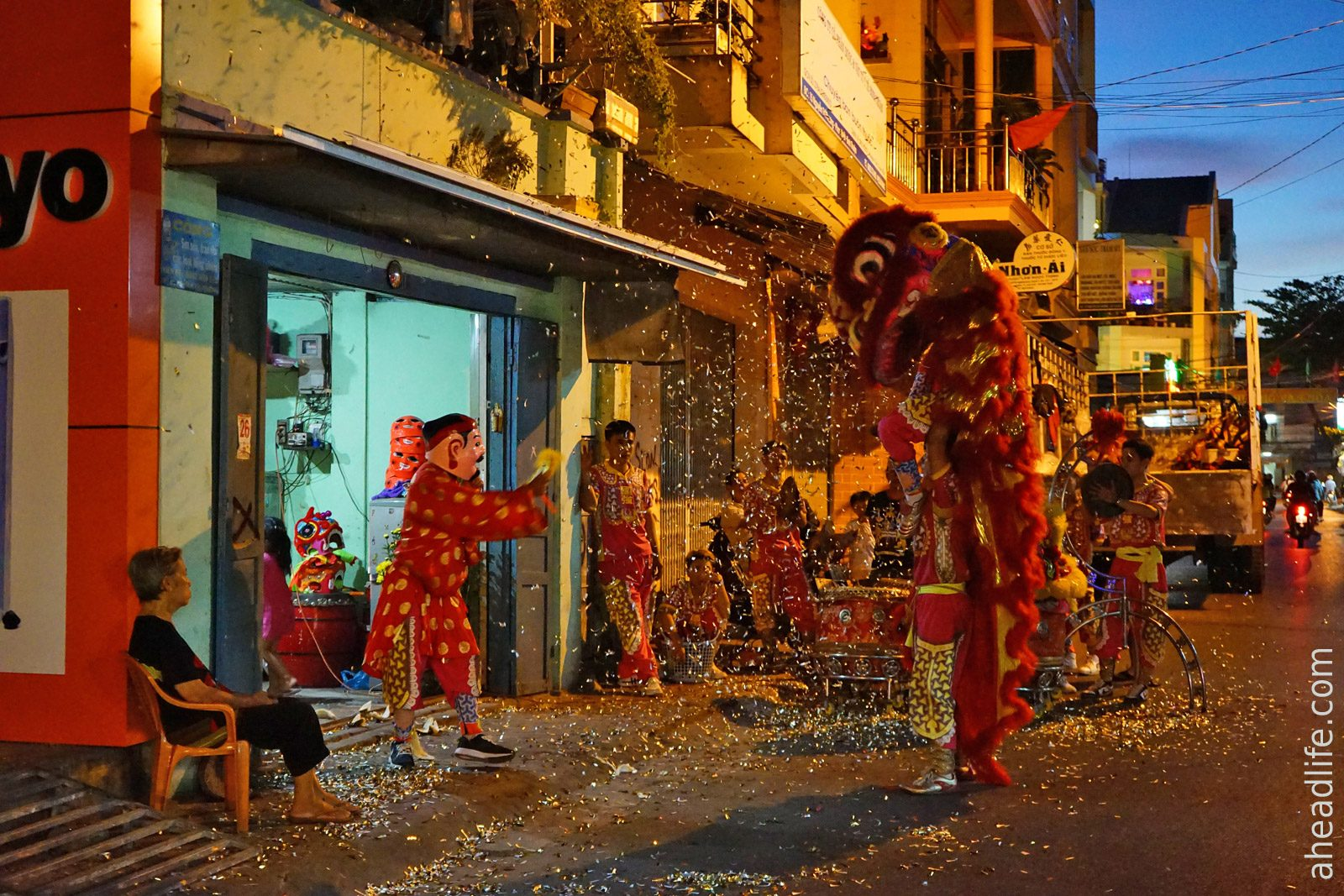 Vietnamese New Year Tet