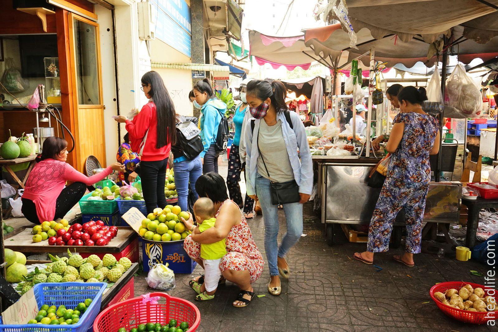 традиционная одежда Вьетнама