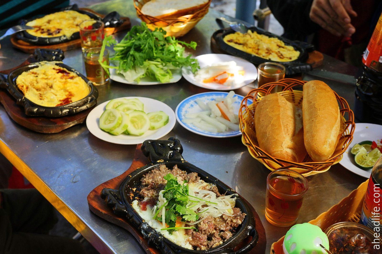 где поесть в Далате