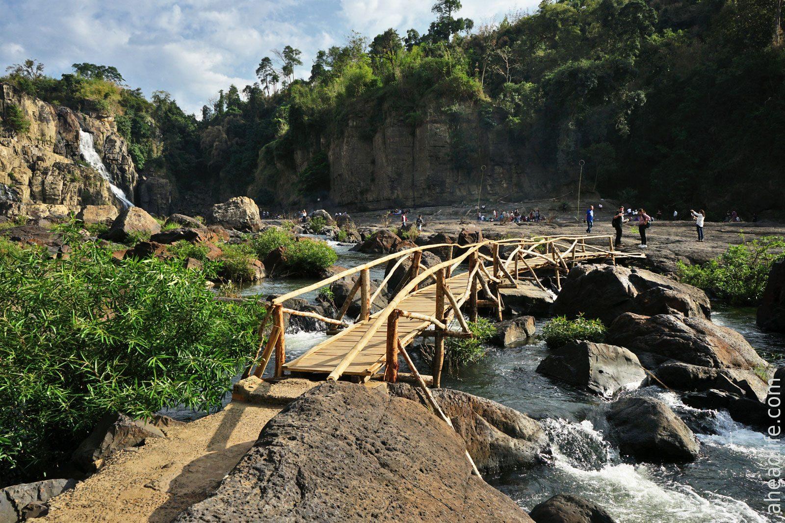 Pongour waterfall dalat