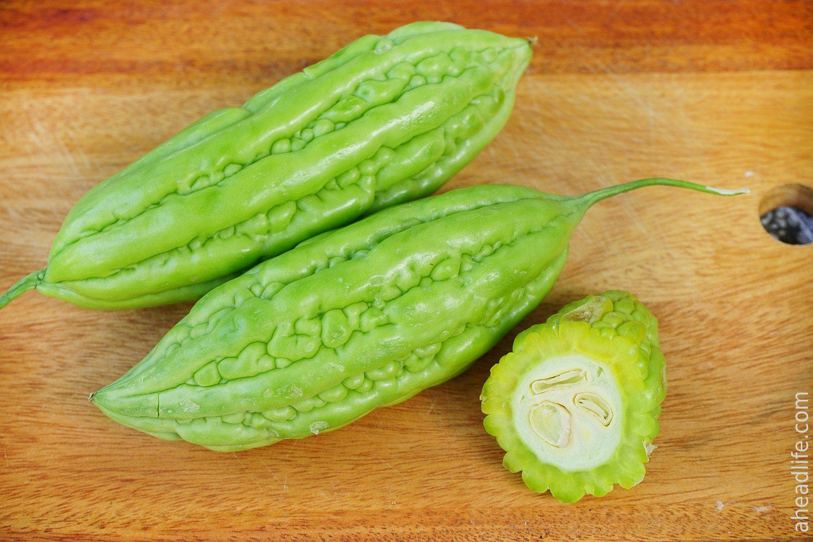 Горькая дыня - Bitter Melon