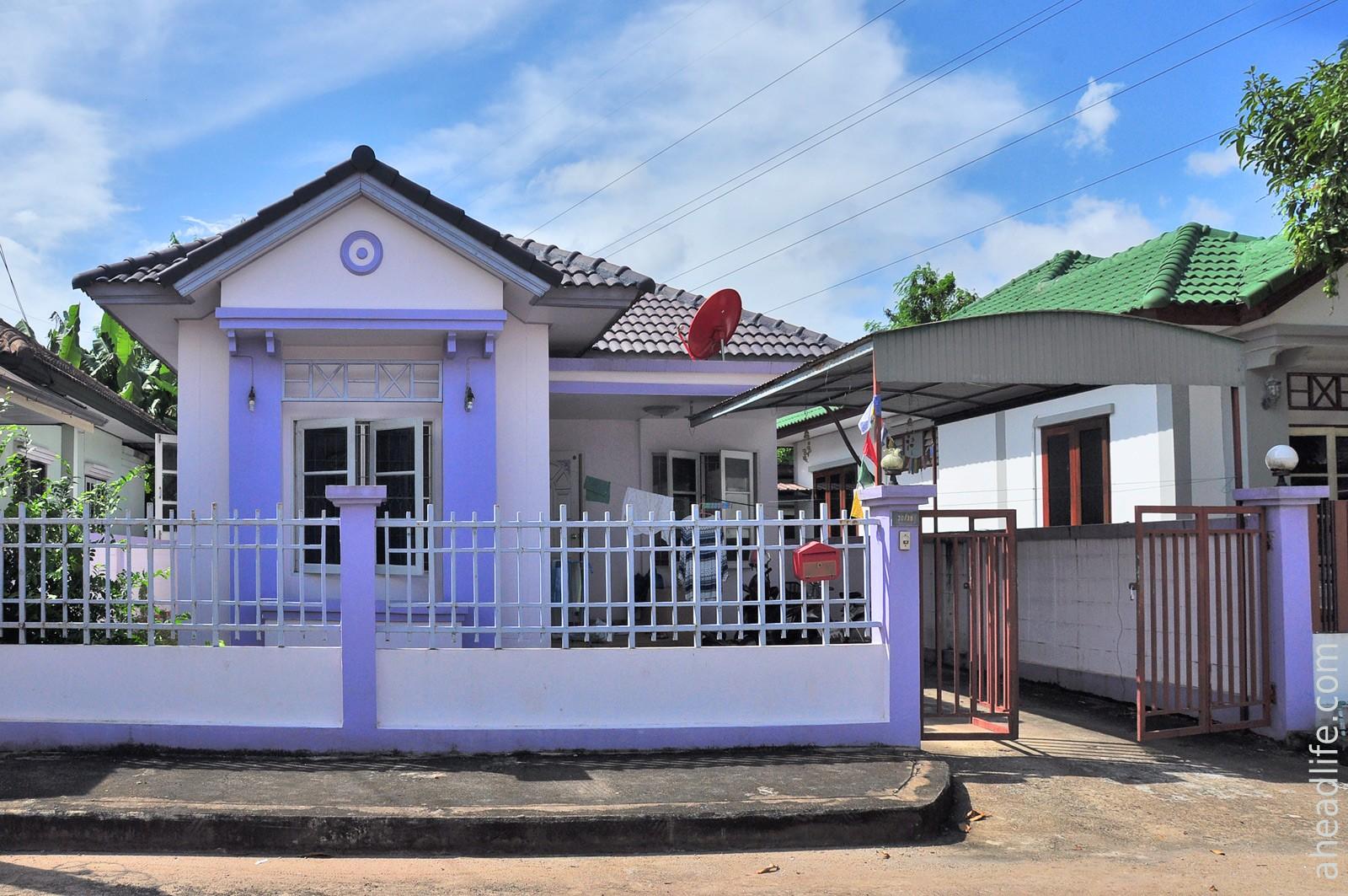 Наш дом в Сураттани