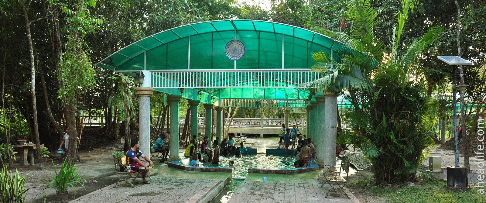 Sathan Hot spring