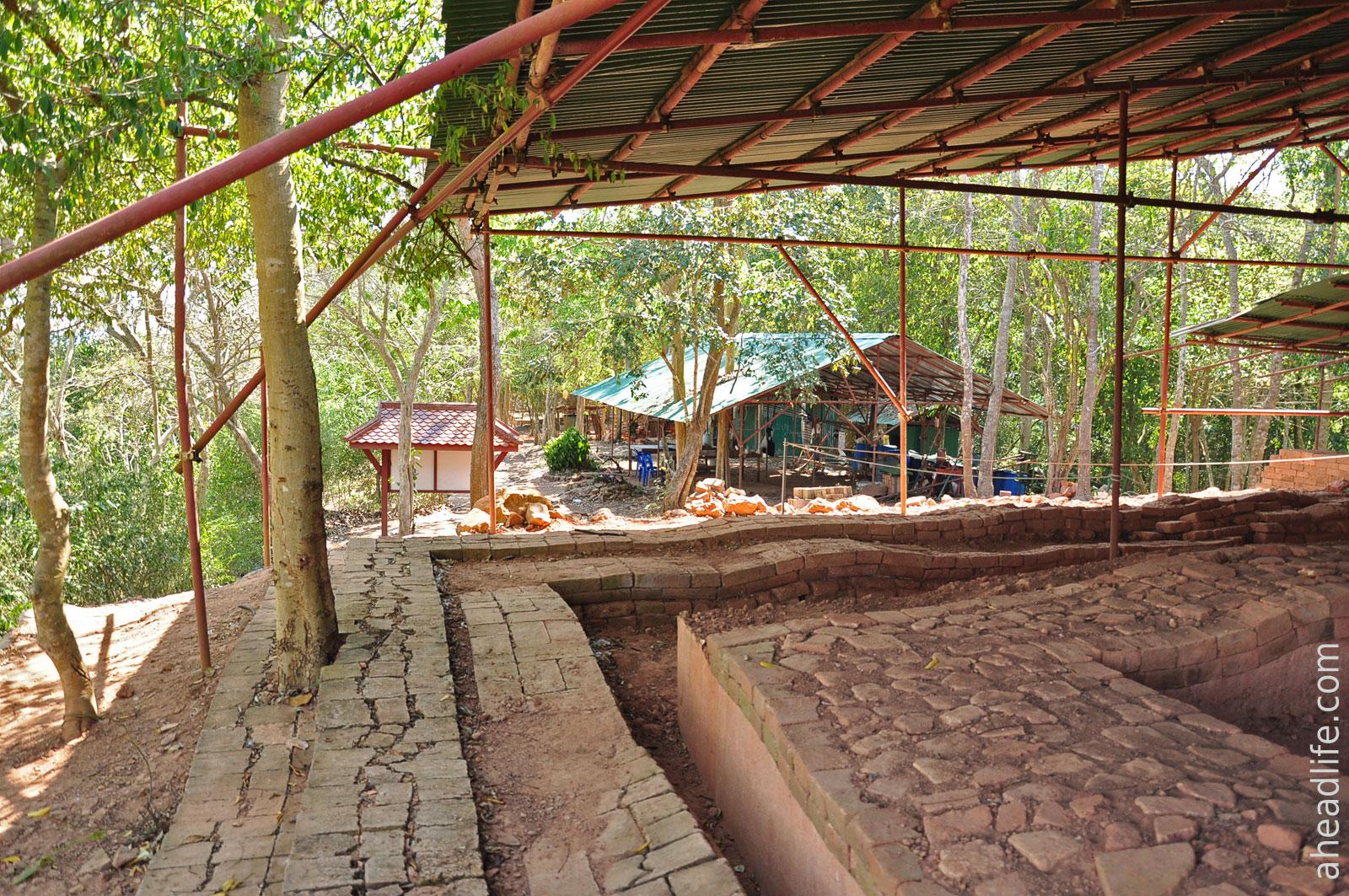 Реконструкция комплекса на Холме Шри Виджаи