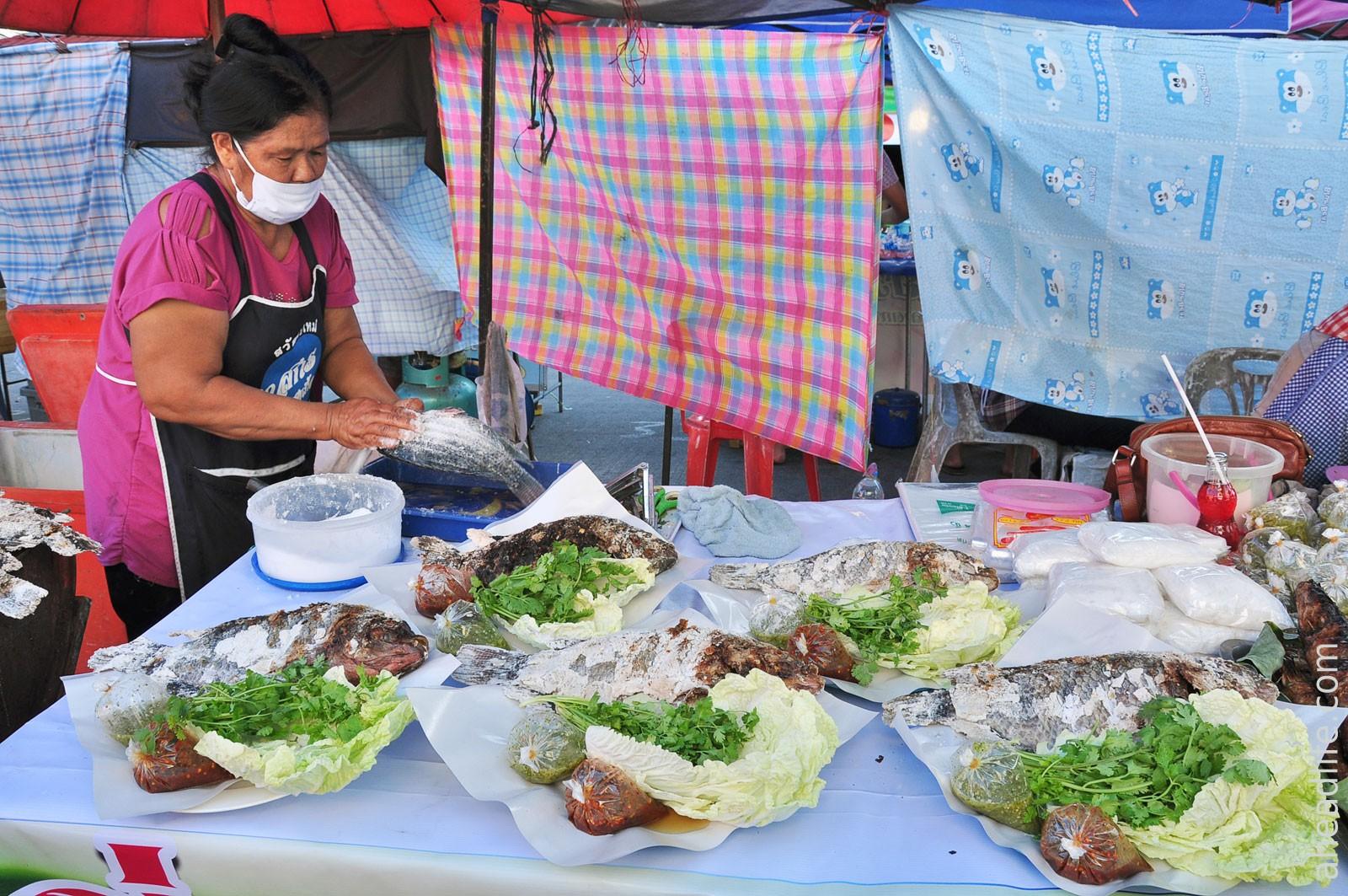 Рынок в Кханме