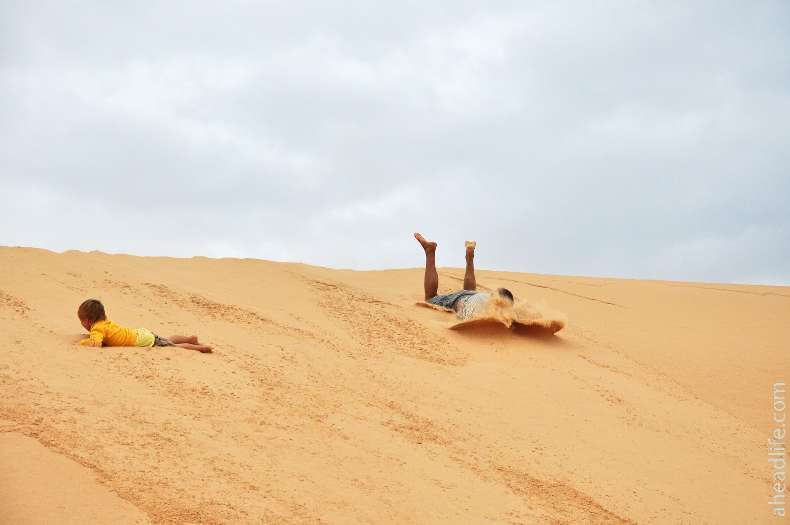 Белые дюны Муй Не